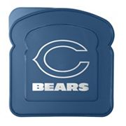 Boelter Chicago Bears 4-Pack Sandwich Container