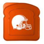 Boelter Cleveland Browns 4-Pack Sandwich Container