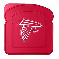 Boelter Atlanta Falcons 4-Pack Sandwich Container