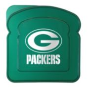 Boelter Green Bay Packers 4-Pack Sandwich Container