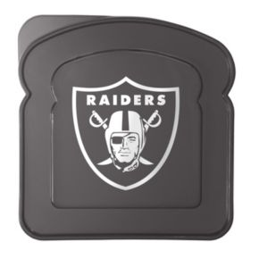 Boelter Oakland Raiders 4-Pack Sandwich Container