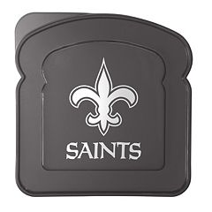Boelter New Orleans Saints 4-Pack Sandwich Container