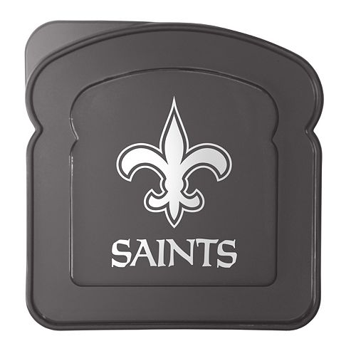 Boelter New Orleans Saints 4-Pack Sandwich Container