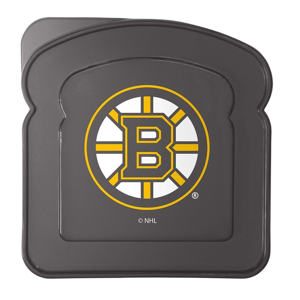Boelter Boston Bruins 4-Pack Sandwich Container