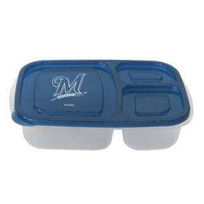 Boelter Milwaukee Brewers Lunch Container Set