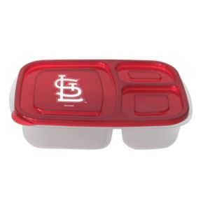 Boelter St. Louis Cardinals Lunch Container Set