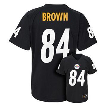 Boys 4-7 Pittsburgh Steelers Antonio Brown Replica Jersey
