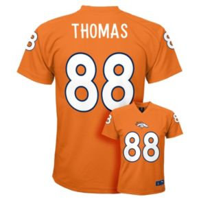 Boys 4-7 Denver Broncos Demaryius Thomas Replica Jersey