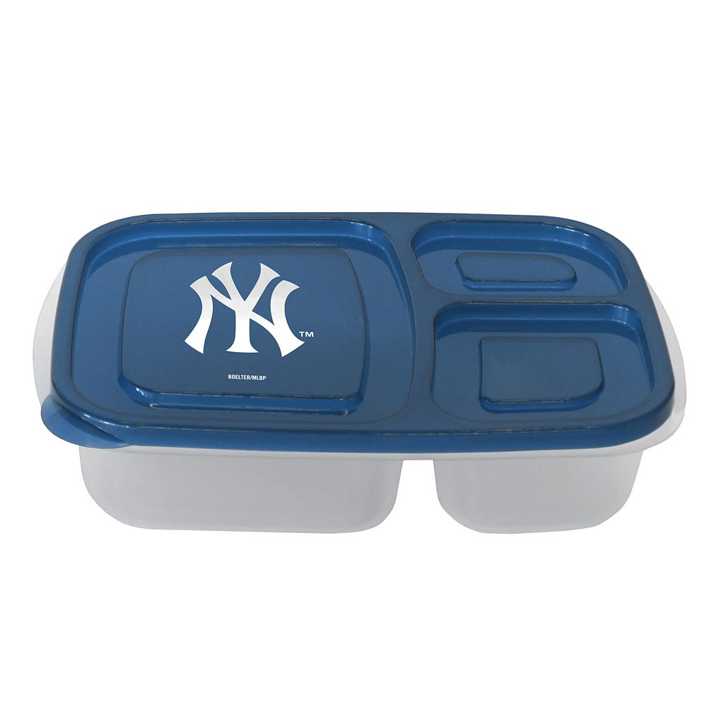 Boelter New York Yankees Lunch Container Set