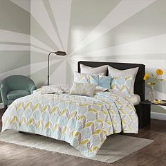 Urban Habitat 7 pc Stella Coverlet Set