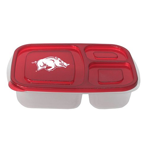 Boelter Arkansas Razorbacks Lunch Container Set