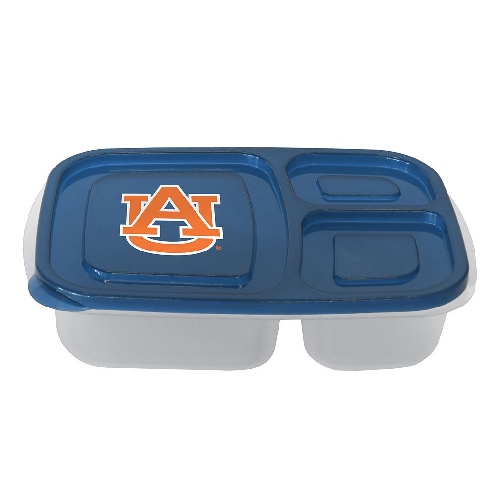 Boelter Auburn Tigers Lunch Container Set