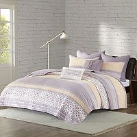 Urban Habitat 7 pc Clarice Coverlet Set