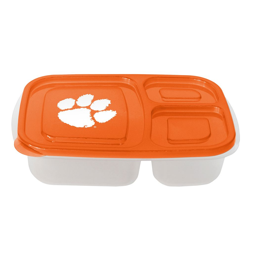 Boelter Clemson Tigers Lunch Container Set