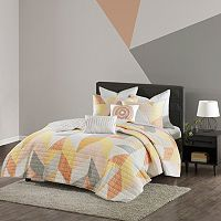 Urban Habitat 7 pc Parker Coverlet Set