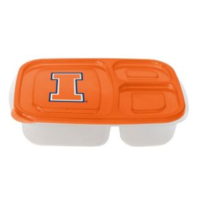 Boelter Illinois Fighting Illini Lunch Container Set