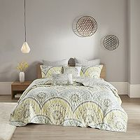 Urban Habitat 7 pc Nicolette Coverlet Set