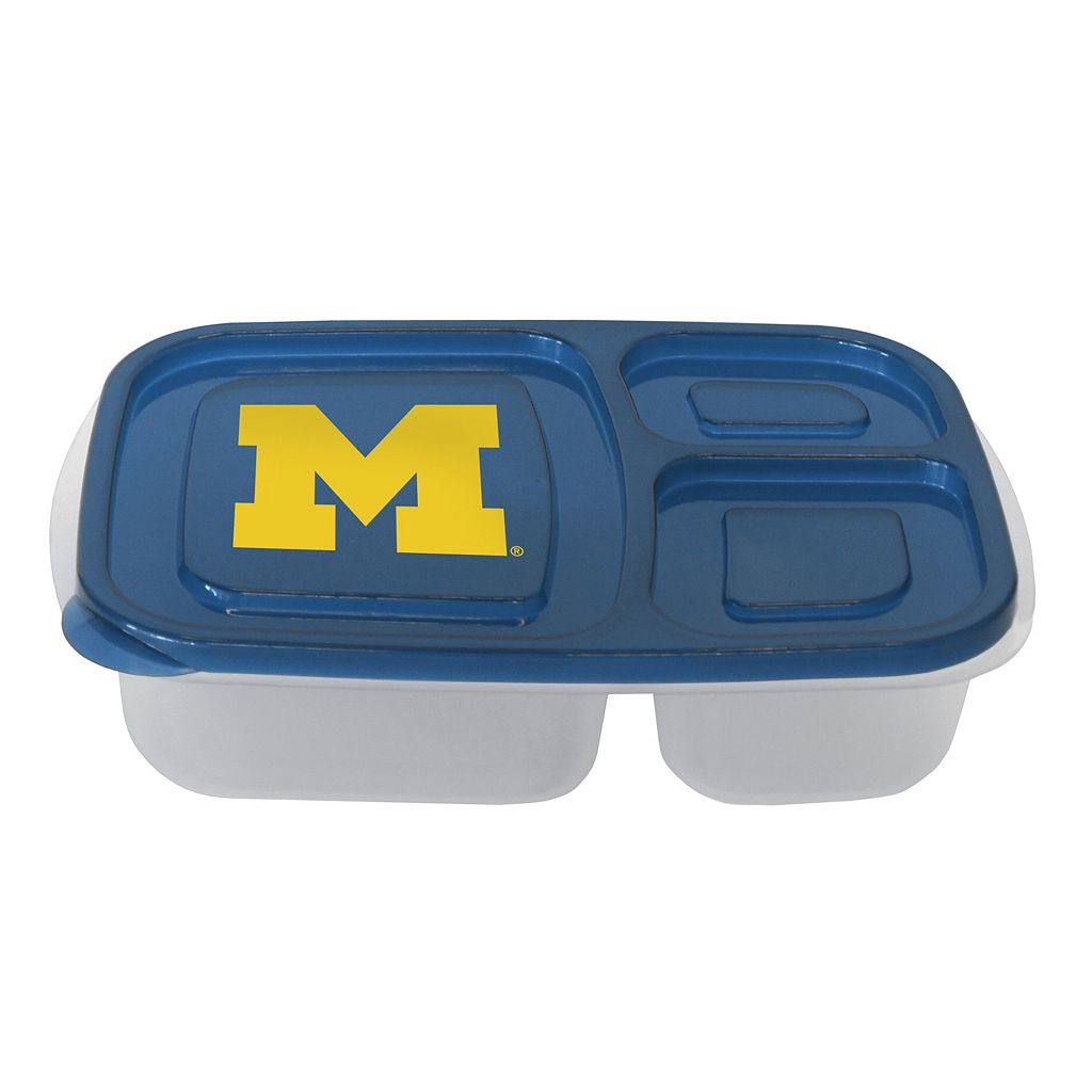 Boelter Michigan Wolverines Lunch Container Set