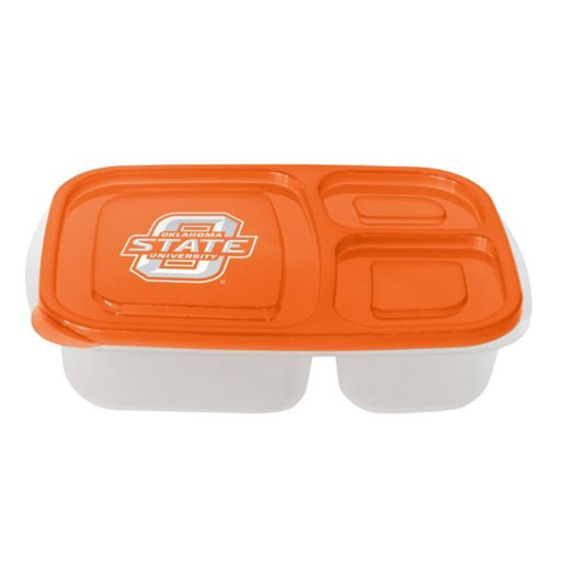 Boelter Oklahoma State Cowboys Lunch Container Set
