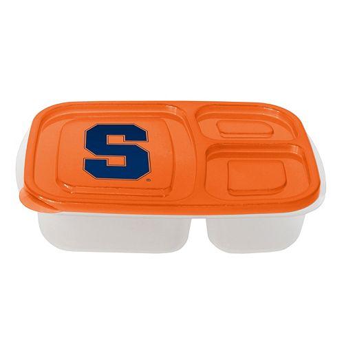 Boelter Syracuse Orange Lunch Container Set