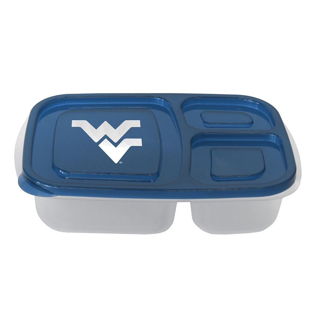 Boelter West Virginia Mountaineers Lunch Container Set