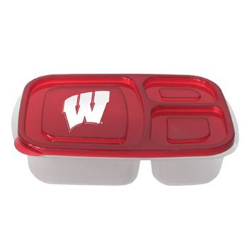 Boelter Wisconsin Badgers Lunch Container Set