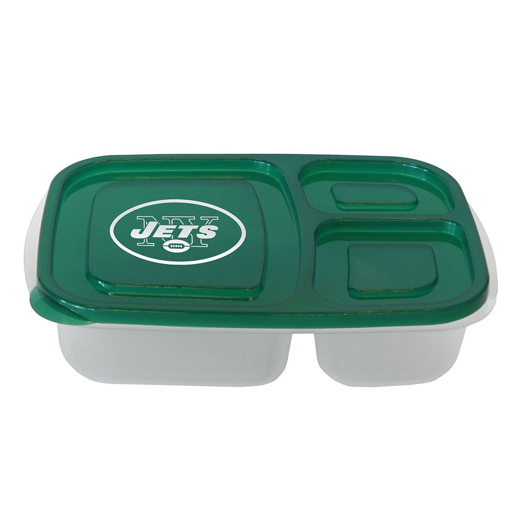 Boelter New York Jets Lunch Container Set