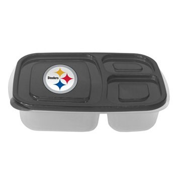 Boelter Pittsburgh Steelers Lunch Container Set