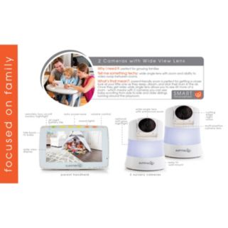 Summer Infant Wide View 2.0 Duo Digital Monitor