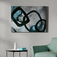 Madison Park Sphere Society Canvas Wall Art