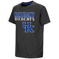 Boys 8-20 Campus Heritage Kentucky Wildcats Heathered Tee