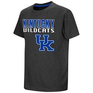 Boys 8-20 Campus Heritage Kentucky Wildcats Heathered Tee
