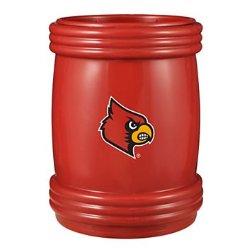 Boelter Louisville Cardinals Mega Cool Can Holder Set