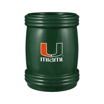 Boelter Miami Hurricanes Mega Cool Can Holder Set