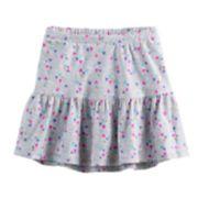 Girls 4-10 Jumping Beans® A-Line Ruffle Skort