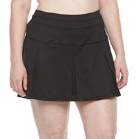 Plus Size Tek Gear® Pleated Performance Skort
