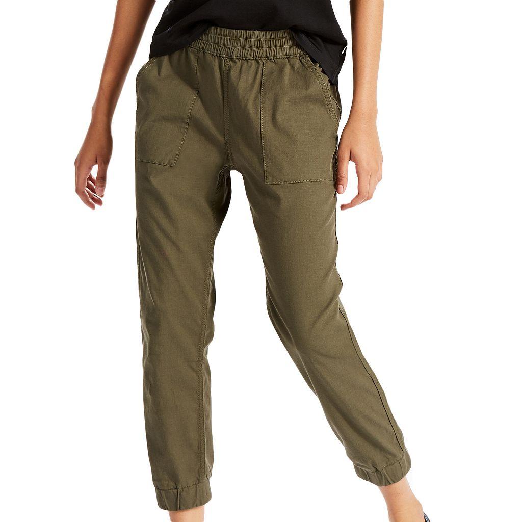 Women's Levi's® Jet Set Tapered Pull-On Pants