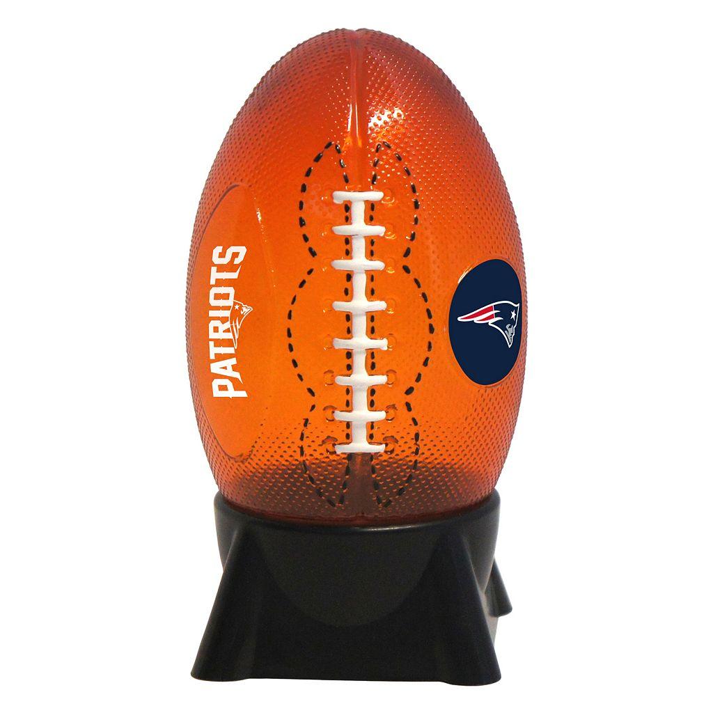 Boelter New EnglandPatriots Football Night Light