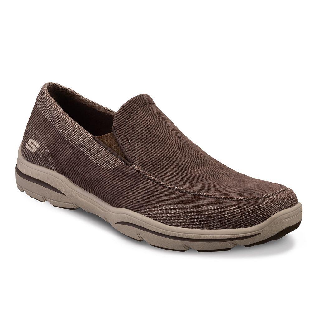 Skechers Relaxed Fit Brawley Men's Slip-On Shoes