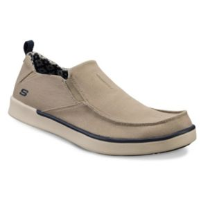 Skechers Boyar Lented Men's Slip-On Shoes