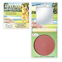 theBalm Balm Springs Long-Wearing Blush