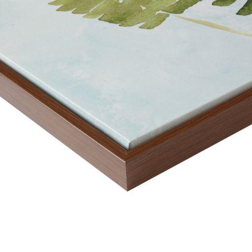 Madison Park Signature Stunning Fern Framed Canvas Wall Art