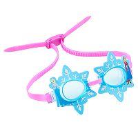 Disney's Frozen Snowflake Swim Goggles