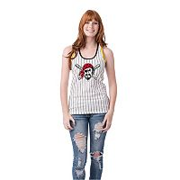 Women's Pittsburgh Pirates Pin Stripe Tank Top