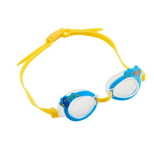 Disney / Pixar Finding Dory Nemo & Dory Kids 3-7 Swim Goggles