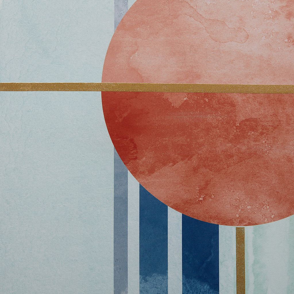 Urban Habitat Rising Moon Canvas Wall Art 3-piece Set