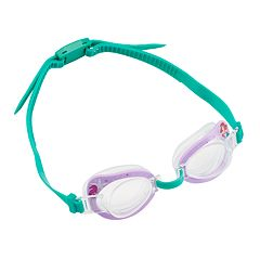 Disney Princess Ariel Kids 3-7 Swim Goggles