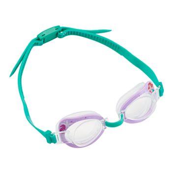 Disney Princess Ariel Kids 3-7 Swim Goggles