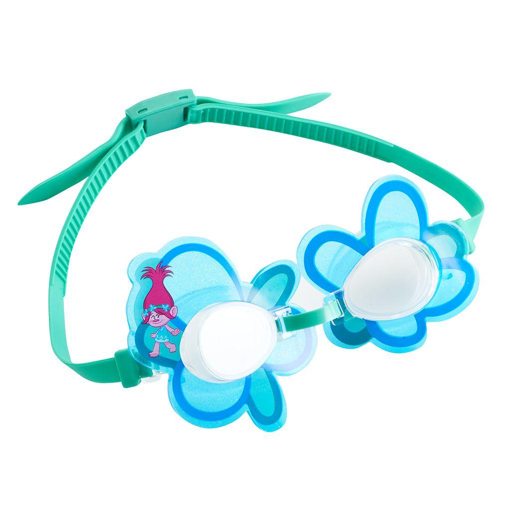 Kids 3-7 DreamWorks Trolls Poppy Swim Goggles