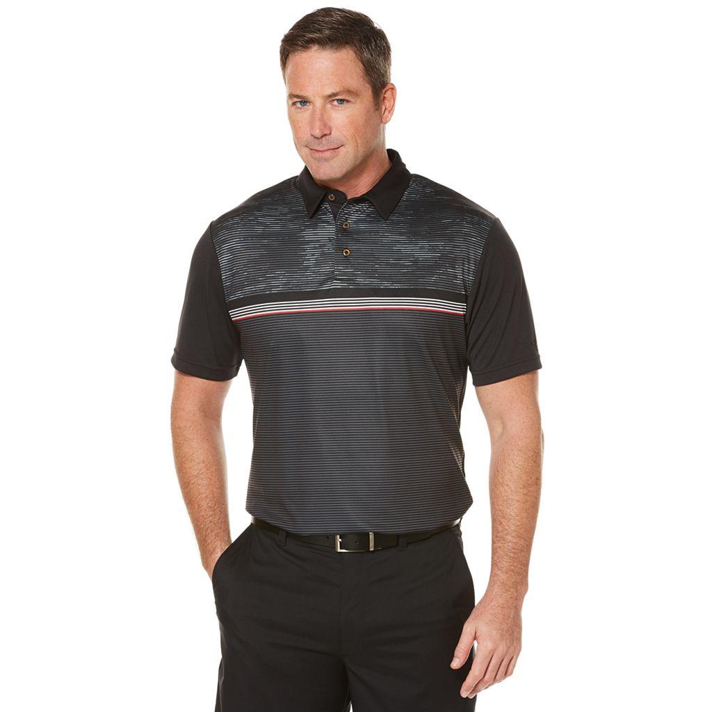 Men's Grand Slam Regular-Fit Performance Golf Polo